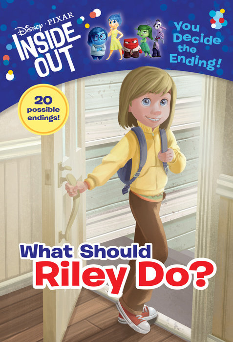 What Should Riley Do? (Disney/Pixar Inside Out)