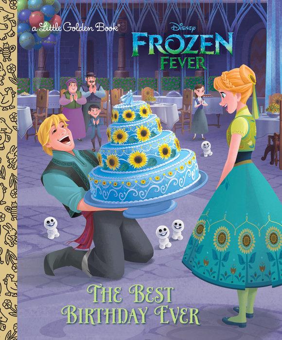 The Best Birthday Ever (Disney Frozen)
