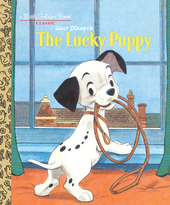 Walt Disney's The Lucky Puppy (Disney Classic)