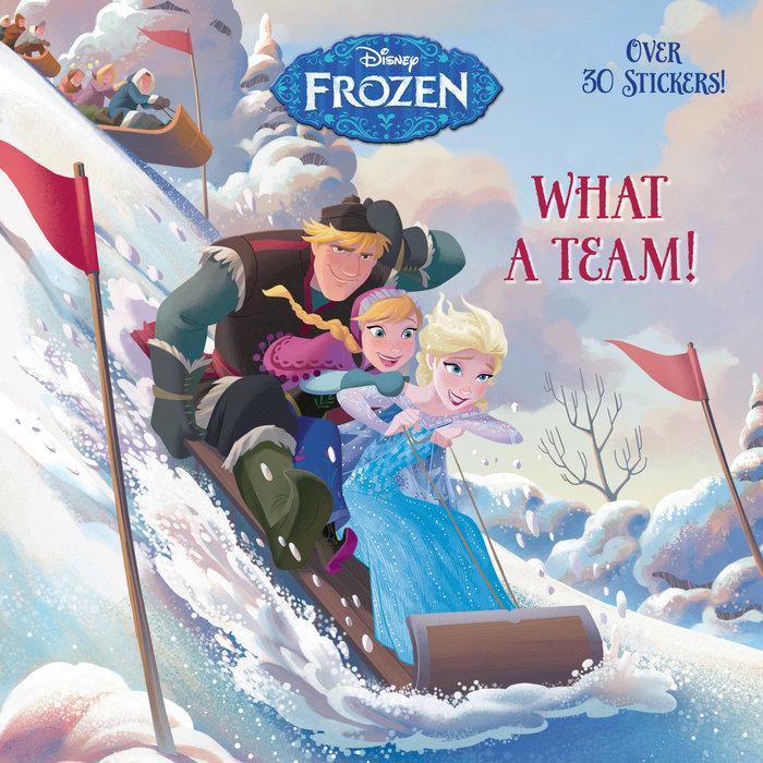 What a Team! (Disney Frozen)