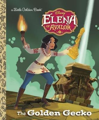 The Golden Gecko (Disney Elena of Avalor)