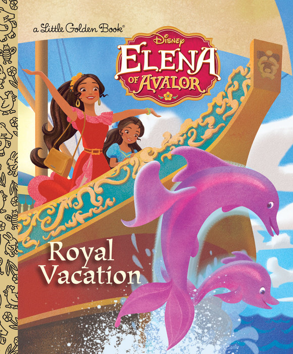 Royal Vacation (Disney Elena of Avalor)