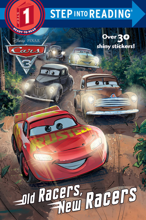 Old Racers, New Racers (Disney/Pixar Cars 3)