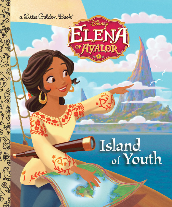 Island of Youth (Disney Elena of Avalor)