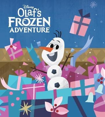Olaf's Frozen Adventure (Disney Frozen)