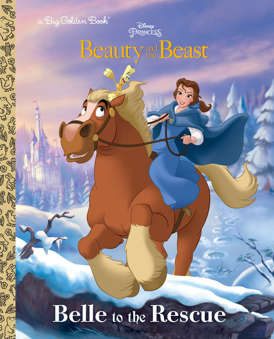 Belle to the Rescue (Disney Beauty and the Beast)