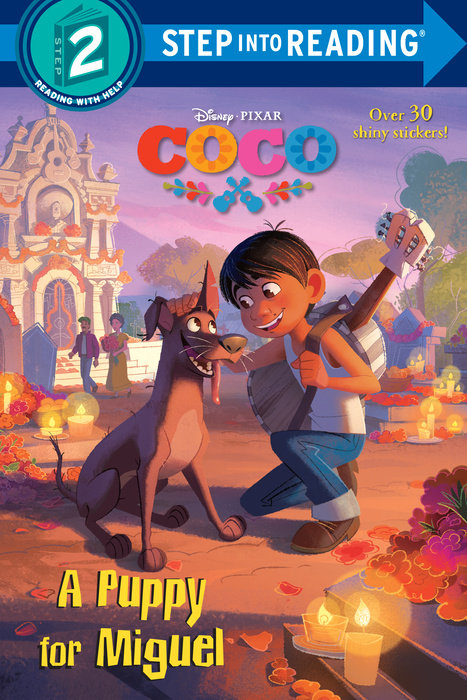 A Puppy for Miguel (Disney/Pixar Coco)