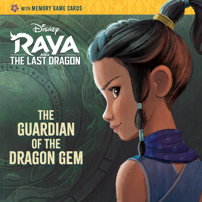 The Guardian of the Dragon Gem (Disney Raya and the Last Dragon)