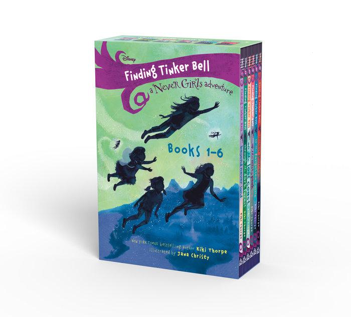 Finding Tinker Bell: Books #1-6 (Disney: The Never Girls)