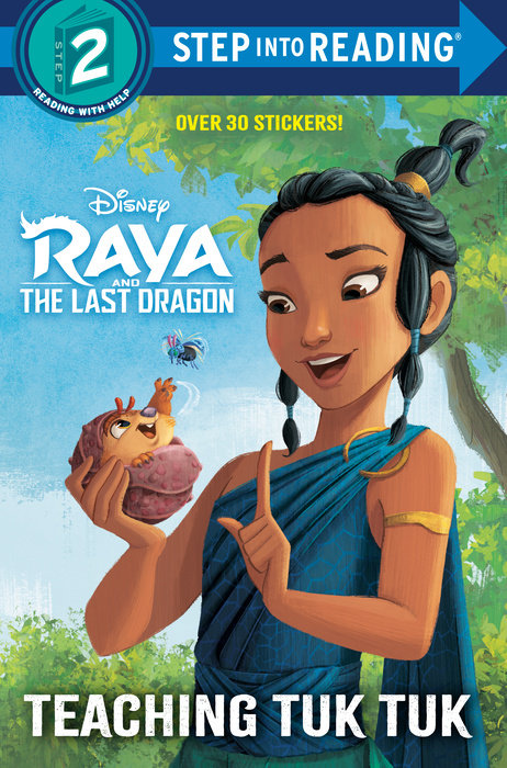 Disney Raya Step into Reading (Disney Raya and the Last Dragon)