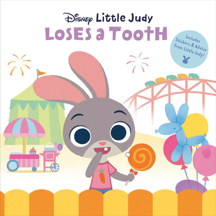 Little Judy Loses a Tooth (Disney Zootopia)