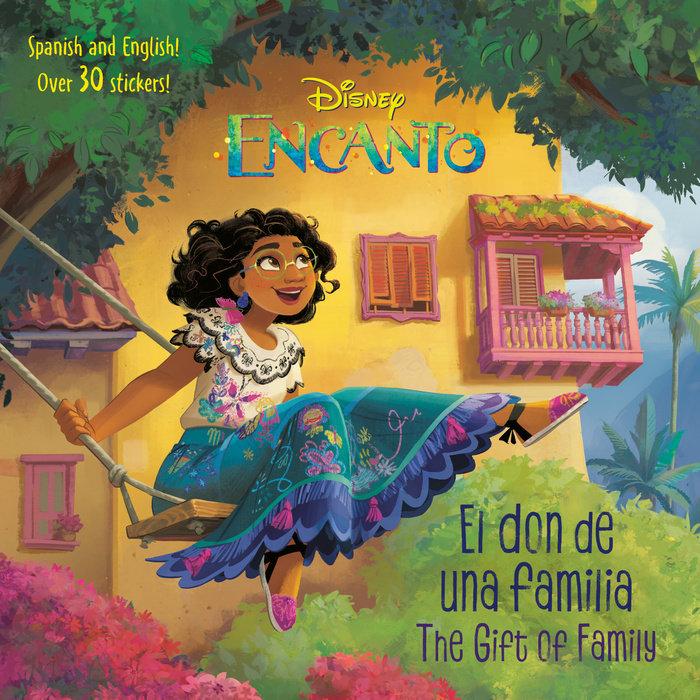 Disney Encanto Deluxe Pictureback (Disney Encanto)