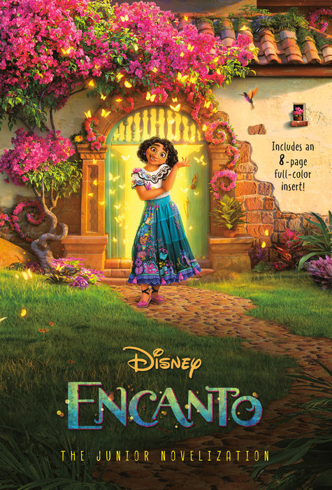 Disney Encanto: The Junior Novelization (Disney Encanto)