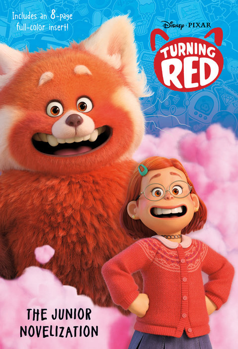 Disney/Pixar Turning Red: The Junior Novelization