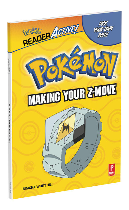 Pokemon ReaderActive: Making Your Z-Move