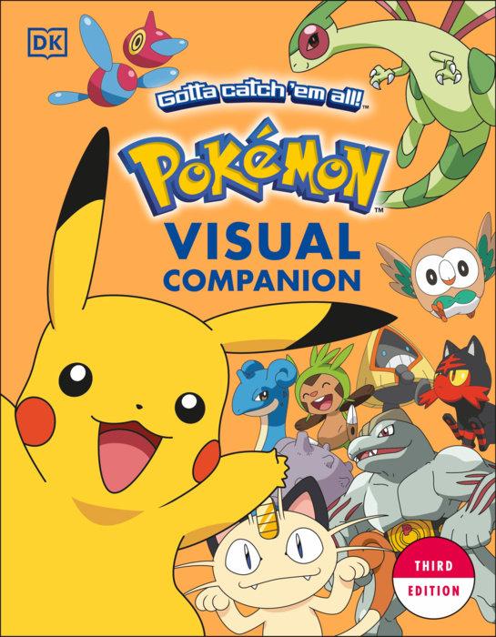 Pokémon Visual Companion Third Edition