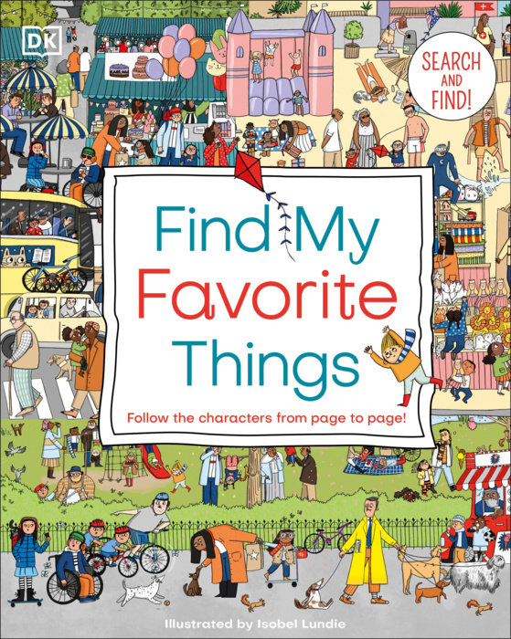Find My Favorite Things