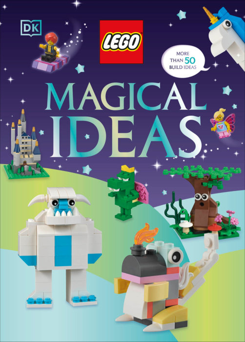 LEGO Magical Ideas (Library Edition)