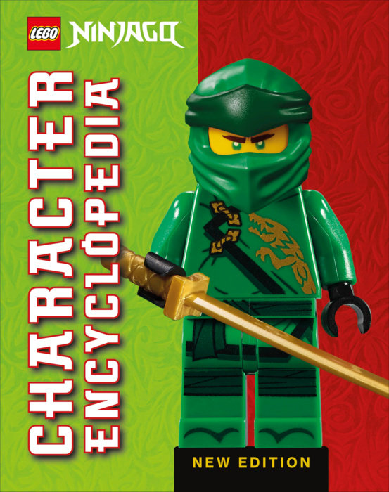 LEGO NINJAGO Character Encyclopedia (Library Edition)