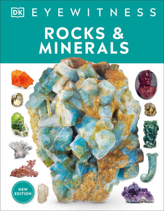 Eyewitness Rocks and Minerals
