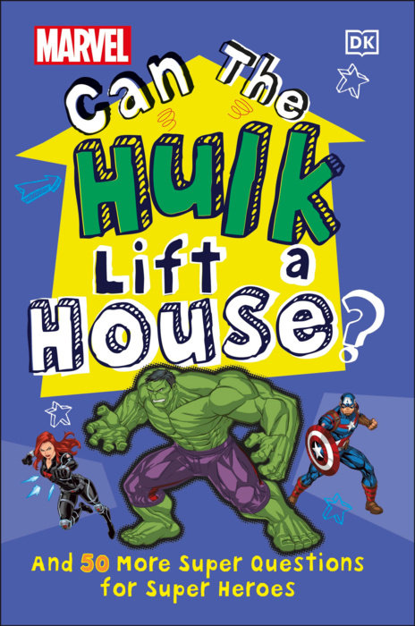 Marvel Can The Hulk Lift a House?  (Library Edition)