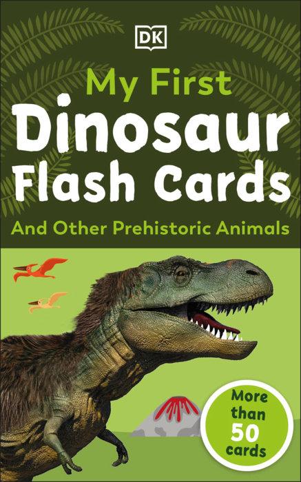 My First Dinosaur Flashcards