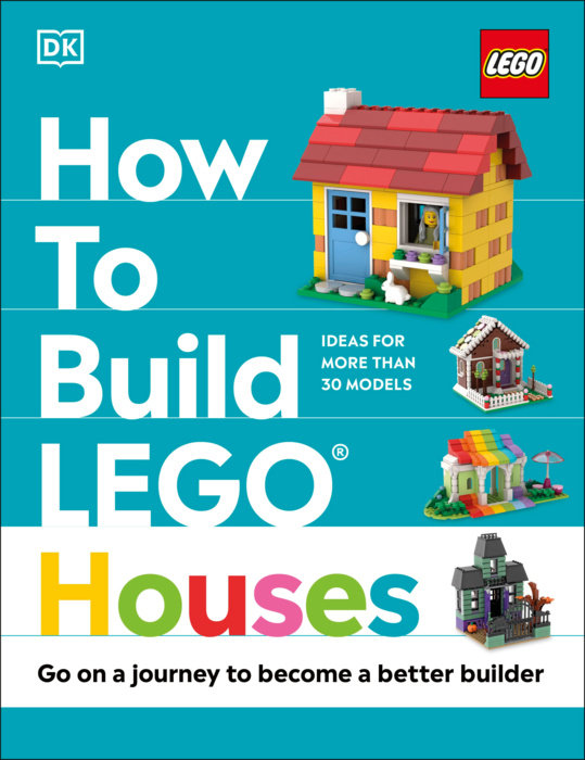 How to Build LEGO Houses
