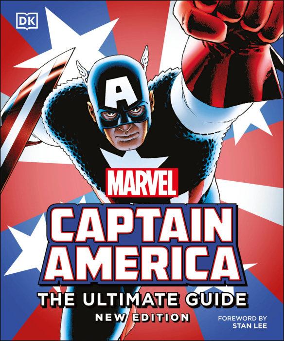 Captain America Ultimate Guide New Edition
