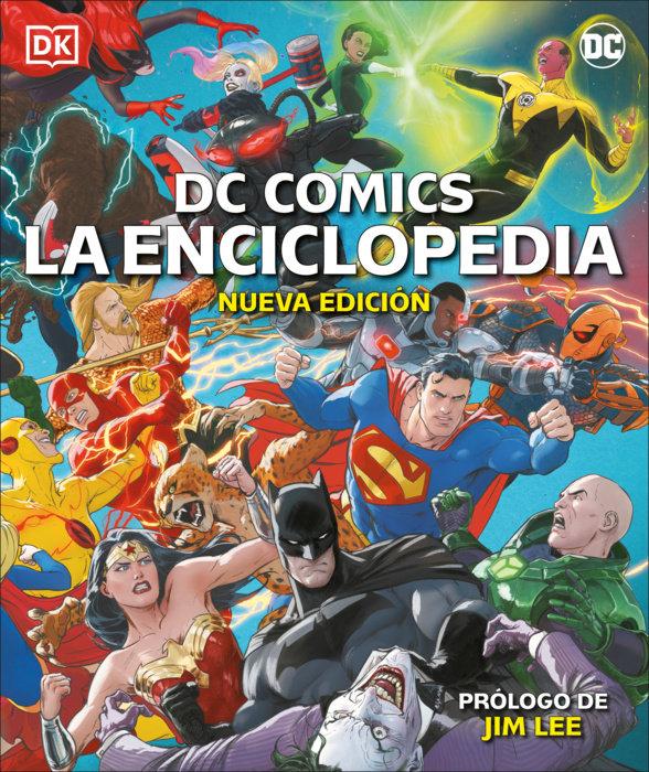 DC Comics La Enciclopedia