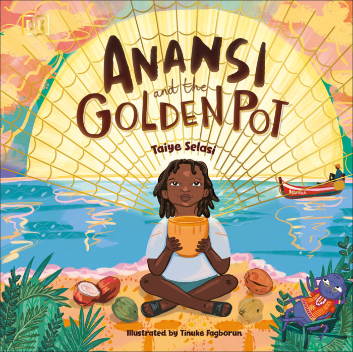 Anansi and the Golden Pot