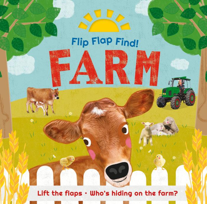 Flip Flap Find: Farm