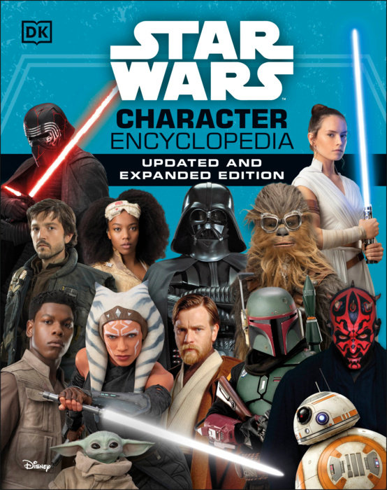 Star Wars Character Encyclopedia, Updated and Expanded Edition