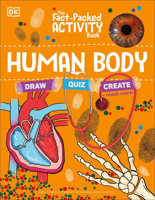The Fact-Packed Activity Book: Human Body