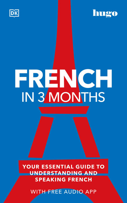 Hugo in 3 Months French with audio app