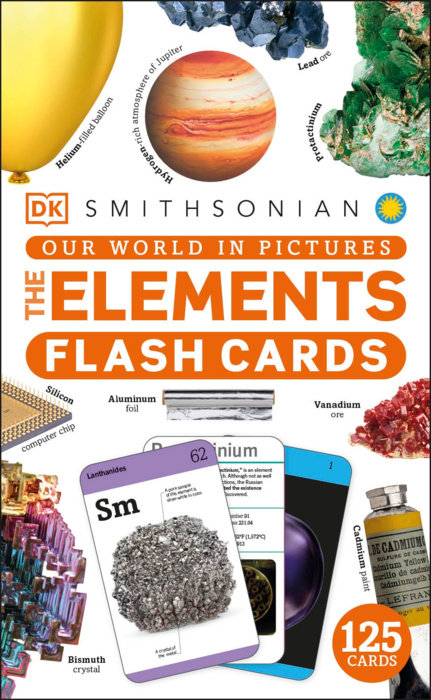 The Element Flash Cards