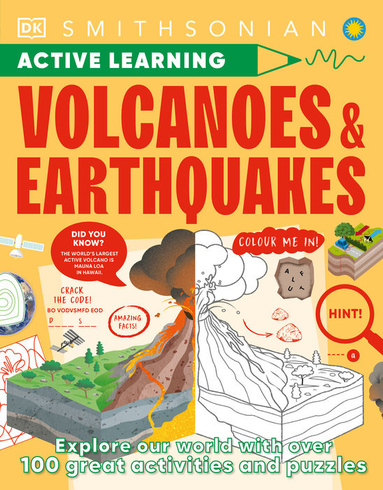 Active Learning! Volcanoes & Earthquakes