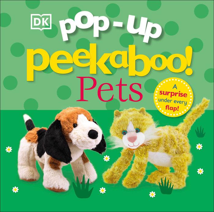 Pop-Up Peekaboo! Pets
