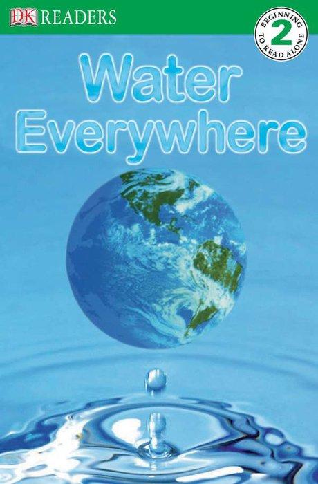 DK Readers L2: Water Everywhere