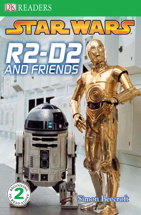 DK Readers L2: Star Wars: R2-D2 and Friends