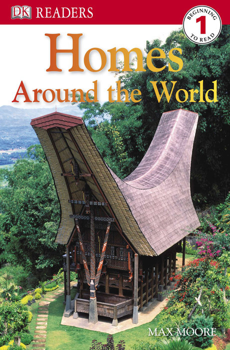 DK Readers L1: Homes Around the World