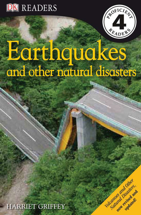 DK Readers L4: Earthquakes and Other Natural Disasters