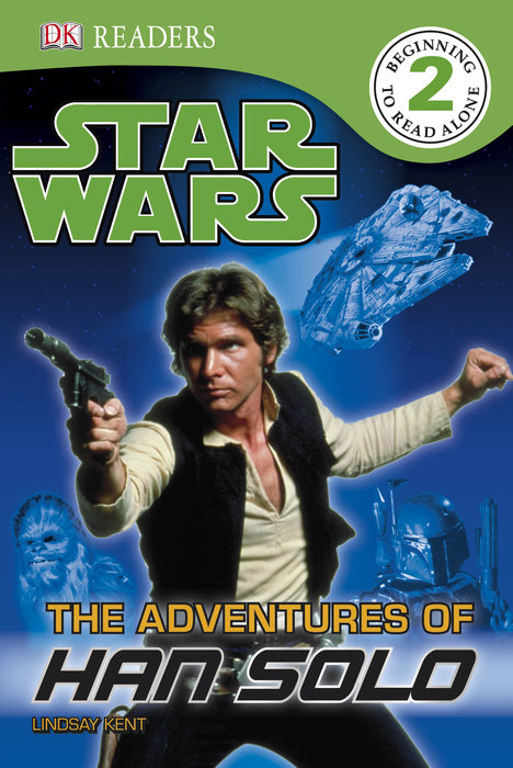 DK Readers L2: Star Wars: The Adventures of Han Solo