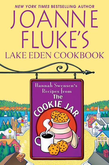 Joanne Fluke's Lake Eden Cookbook