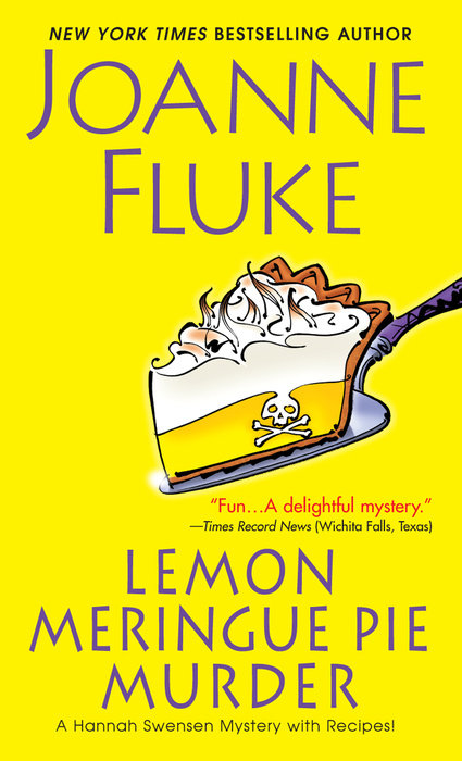 Lemon Meringue Pie Murder
