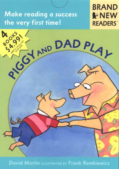 Piggy and Dad Play