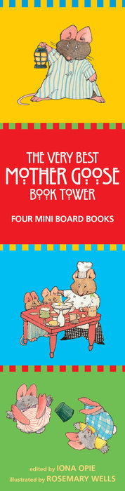 The Very Best Mother Goose Book Tower