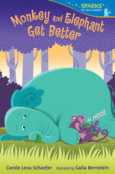 Monkey and Elephant Get Better
