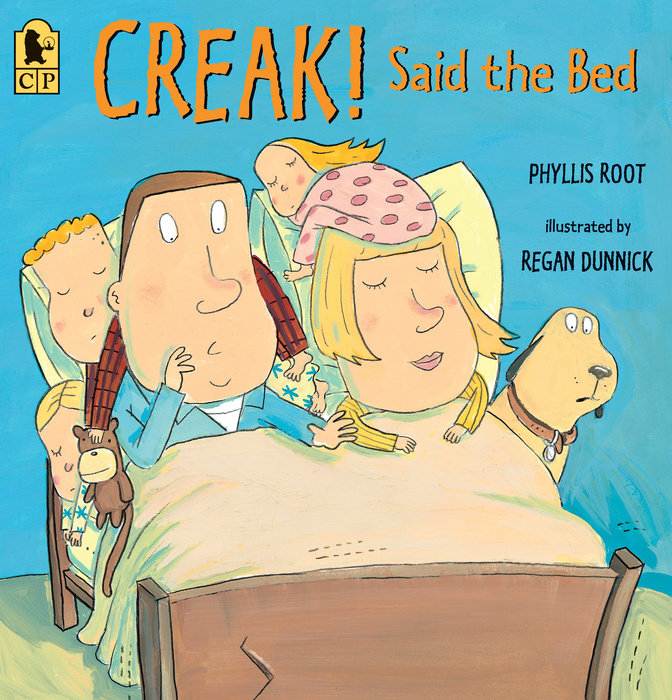 Creak! Said the Bed