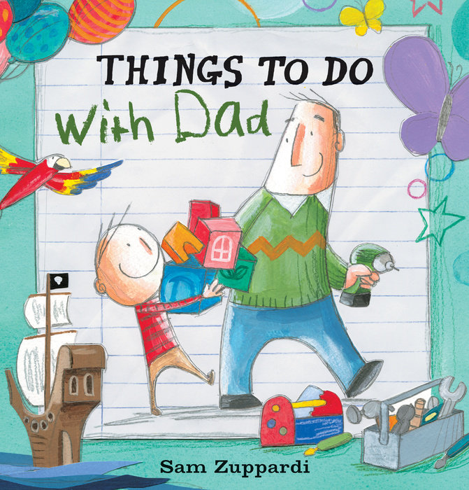 Things to Do with Dad