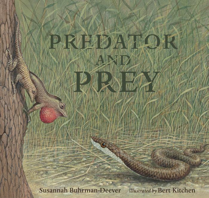 Predator and Prey: A Conversation in Verse